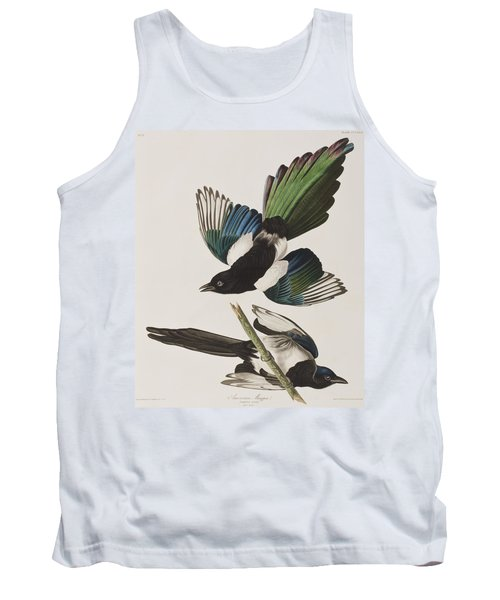 American Magpie Tank Top