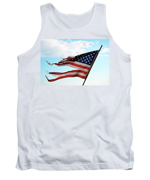 America's Liberty Prevails Tank Top