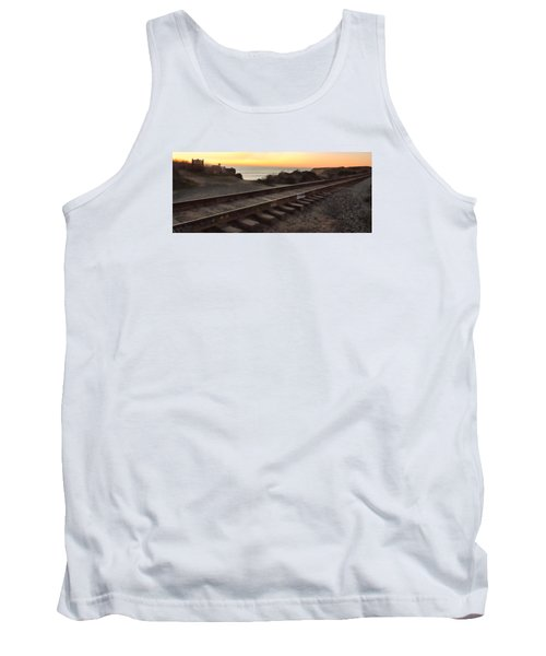 Amtrak On The Pacific Tank Top