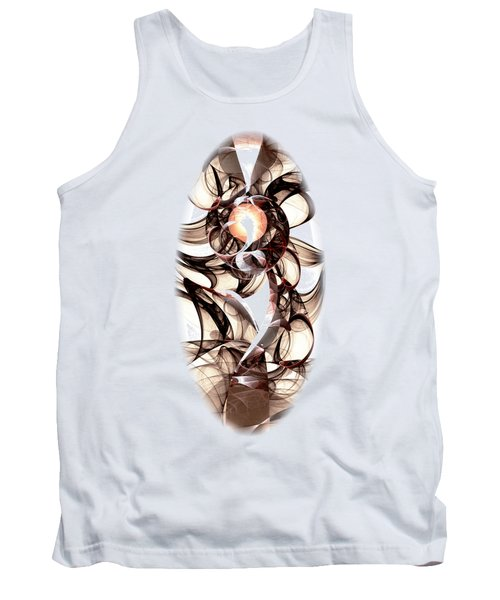 Amulet Of Chaos Tank Top