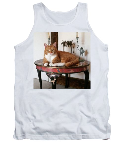 His Highness Tank Top