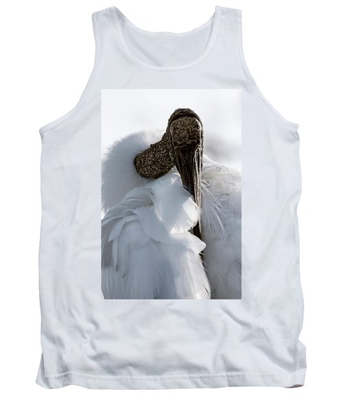An Intimate Portrait Tank Top by Cyndy Doty
