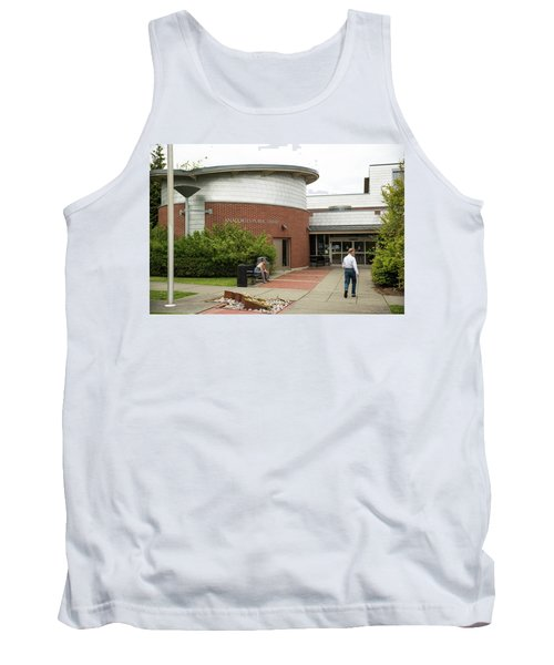 Anacortes Public Library Tank Top