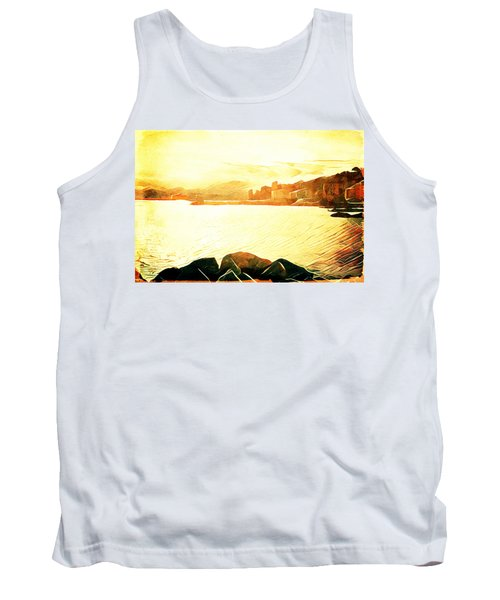 Ancient Marina Tank Top