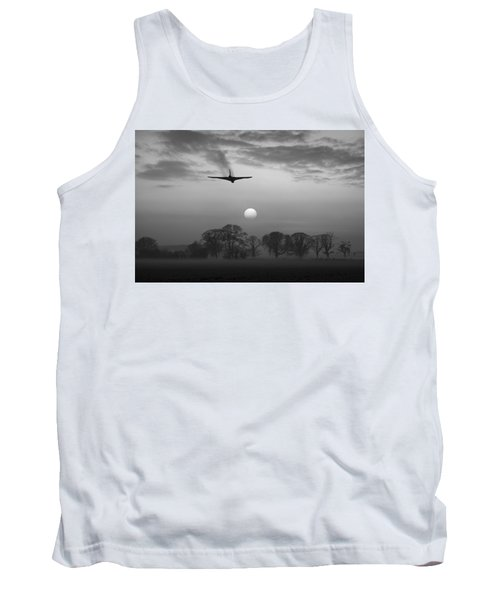 And Finally Black And White Version Tank Top