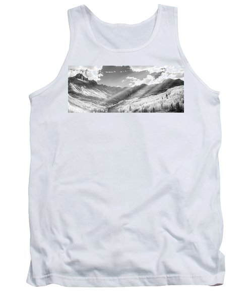 Tank Top featuring the photograph And You Feel The Scene by Jon Glaser