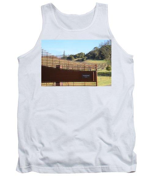 Anderson Valley Vineyard Tank Top