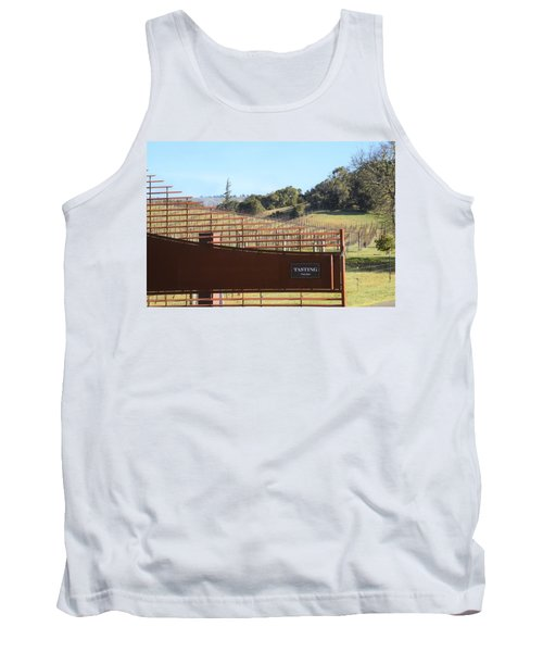 Anderson Valley Vineyard Tank Top