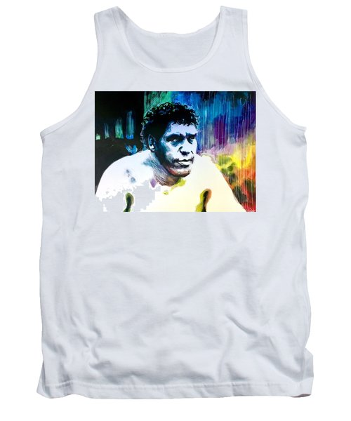 Andre The Giant Tank Top