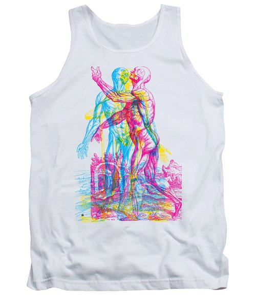 Andreae Skeleton  Tank Top