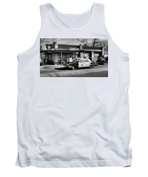 Andy Griffith And Mayberry Tank Top