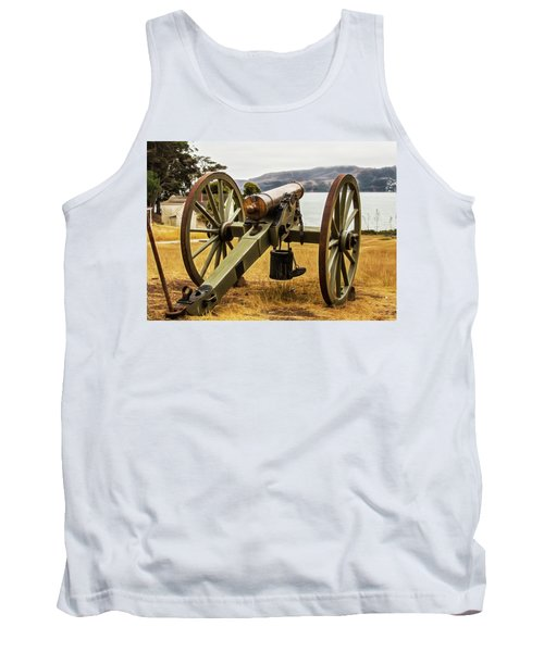 Angel Island Cannon Tank Top