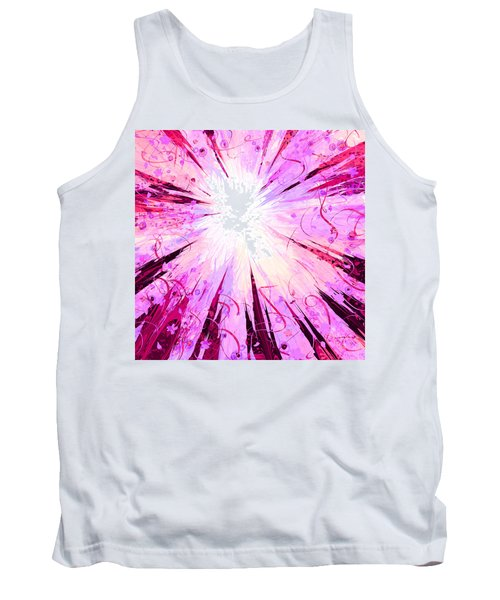 Angelic Apparition Tank Top