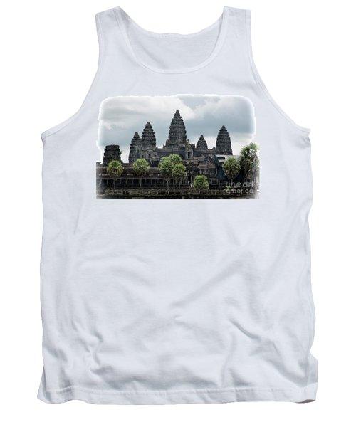 Angkor Wat Focus  Tank Top