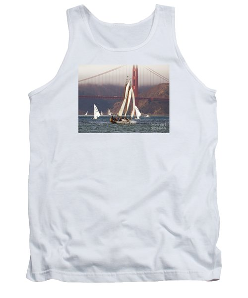 Another Fine Day Tank Top by Scott Cameron