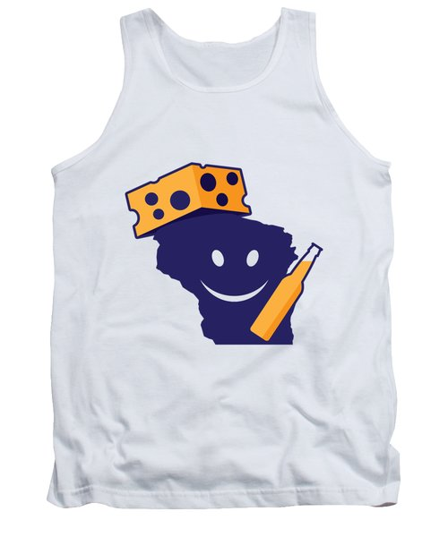 Another Wisconsin Tailgator Tank Top