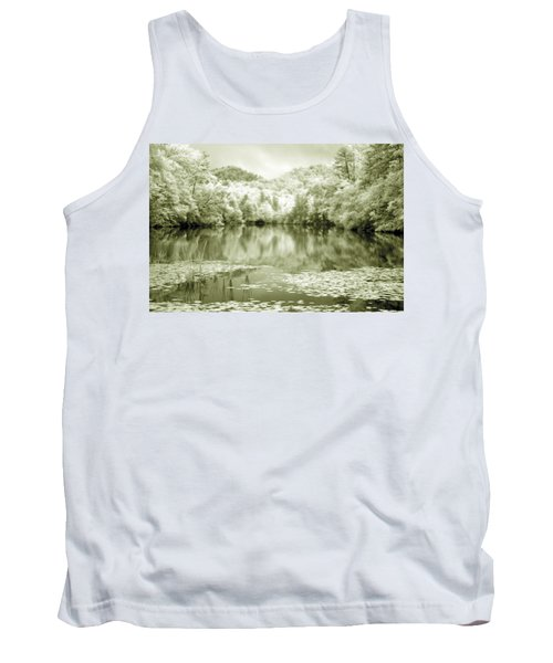 Tank Top featuring the photograph Another World by Alex Grichenko