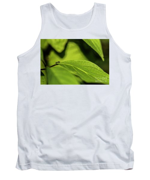 Tank Top featuring the photograph Ant Life by JT Lewis