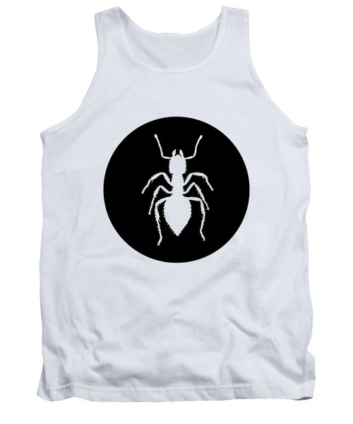 Ant Tank Top by Mordax Furittus