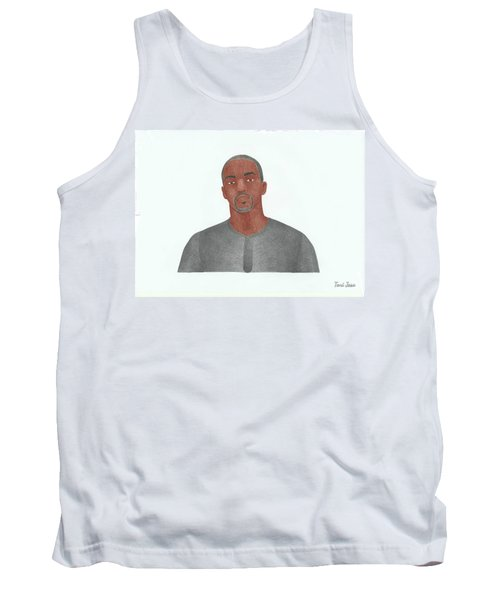 Anthony Mackie Tank Top