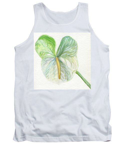 Anthurium Tank Top