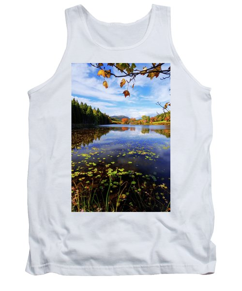 Tank Top featuring the photograph Anticipation by Chad Dutson