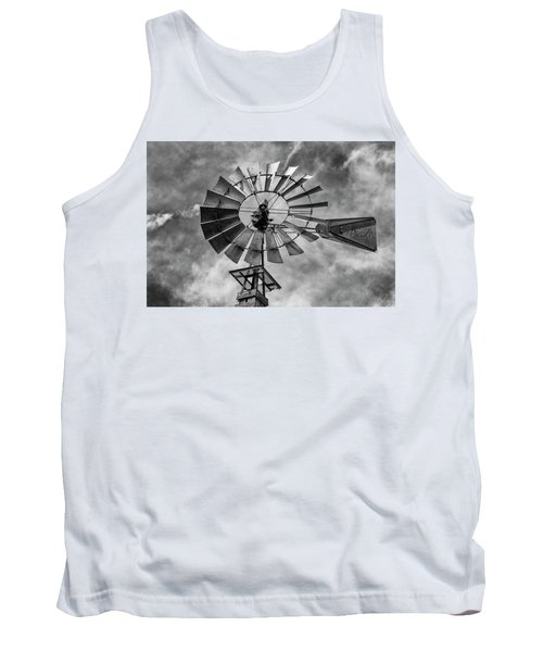 Tank Top featuring the photograph Anticipation by Stephen Stookey