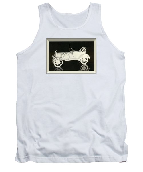Antique Car Tank Top
