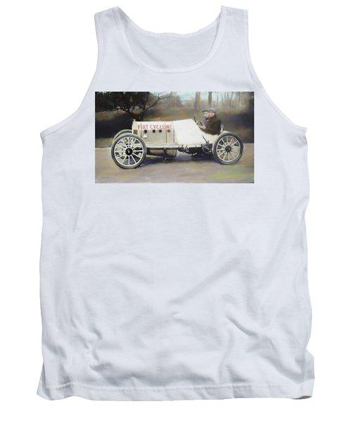Antique Fiat Racer Dop Tank Top