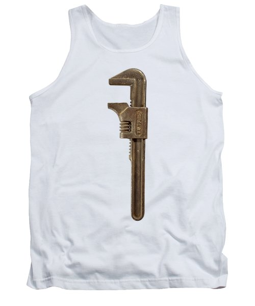 Antique Ford Adjustable Wrench Tank Top