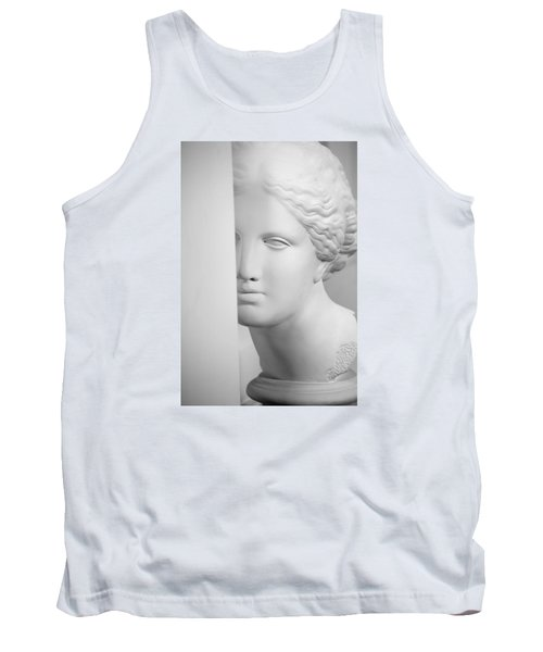 Tank Top featuring the photograph Antique Sculpture by Andrey  Godyaykin