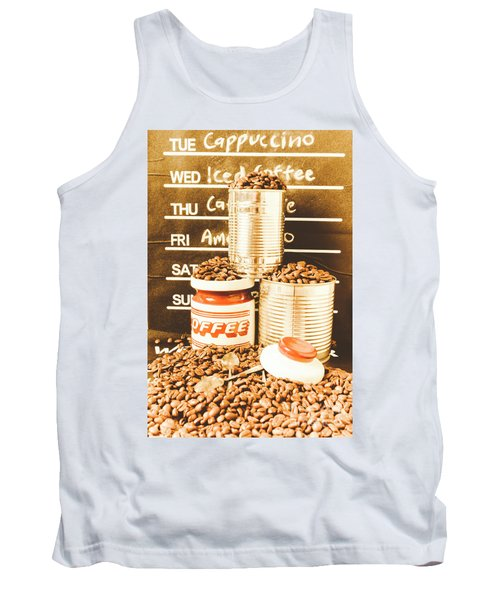 Antiques In The Brewhouse Tank Top