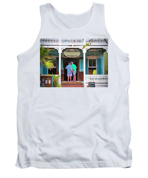Anybody Home Tank Top
