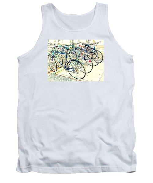 Anyone For A Ride? Tank Top