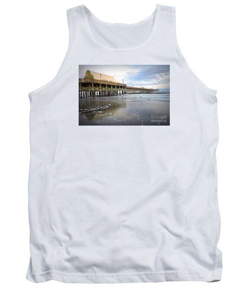 Apache Pier Tank Top by Shelia Kempf