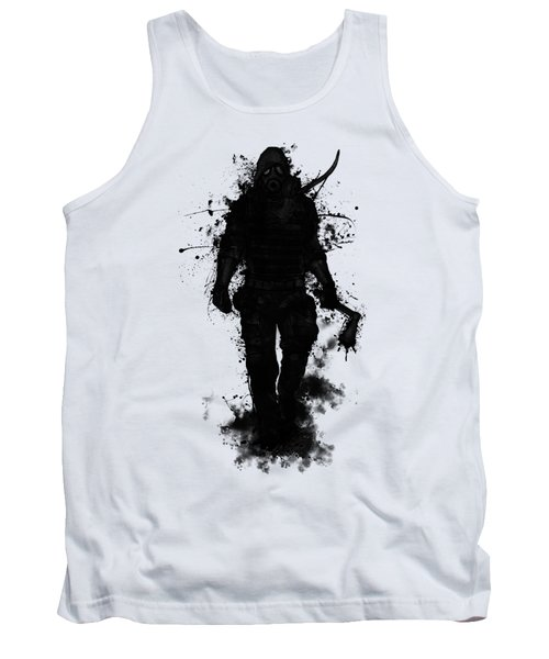 Apocalypse Hunter Tank Top