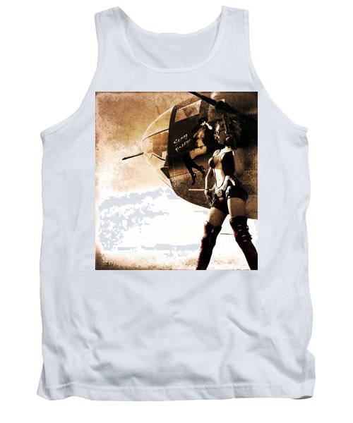 Apocalypse War 1 Tank Top