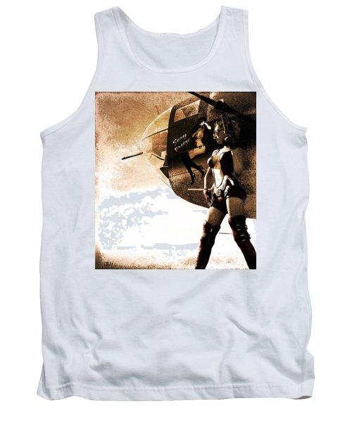 Apocalypse War 1 Tank Top