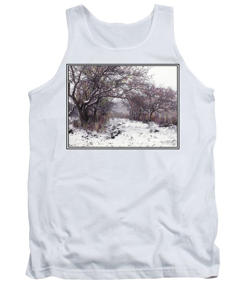 Apples Of The Asquamchumaukee Tank Top