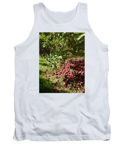 Apples...apples...everywhere Tank Top