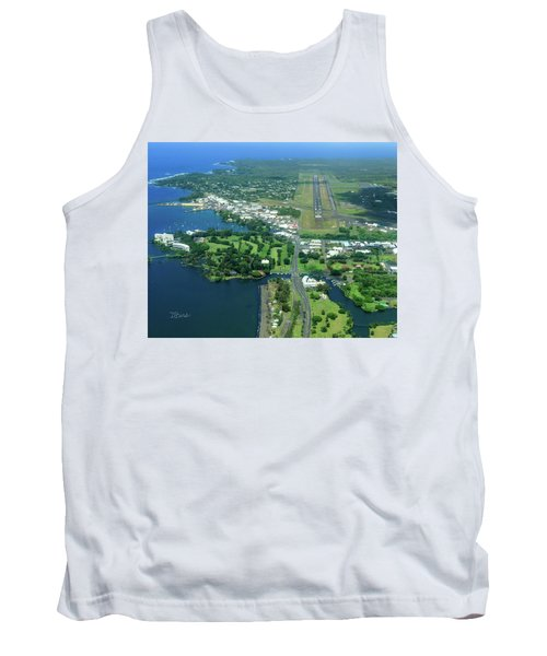 Approach Into Ito Tank Top