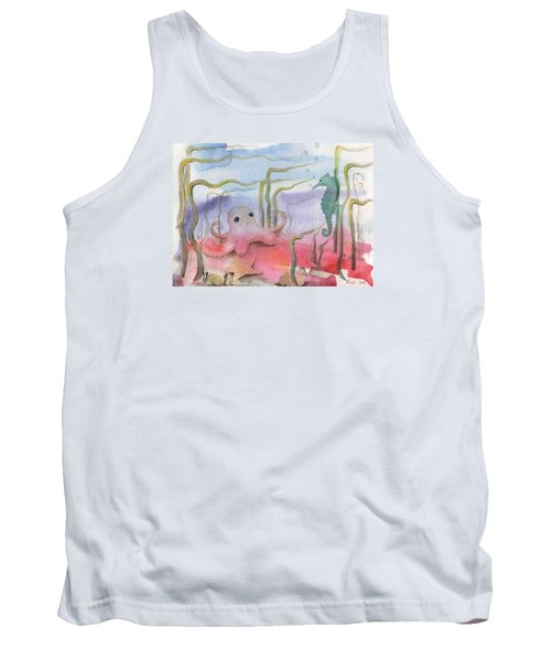 Aquatic Bliss Tank Top