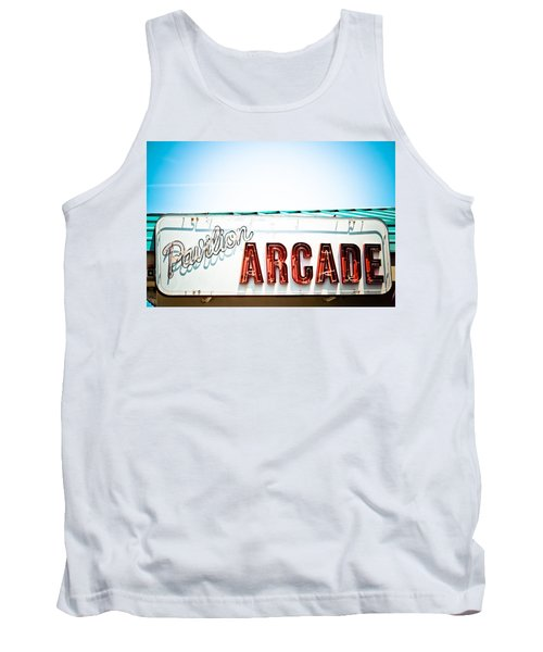 Arcade Tank Top