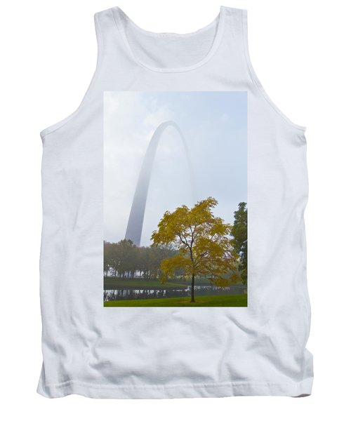 Arch In The Fog Tank Top