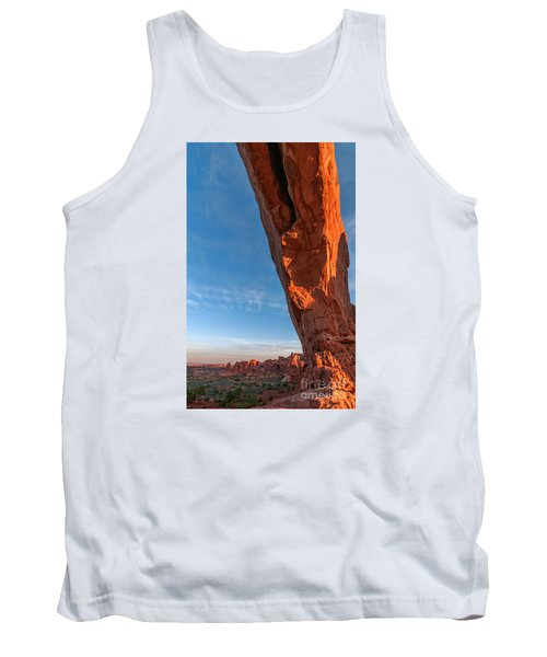 Arch View Tank Top by Sharon Seaward