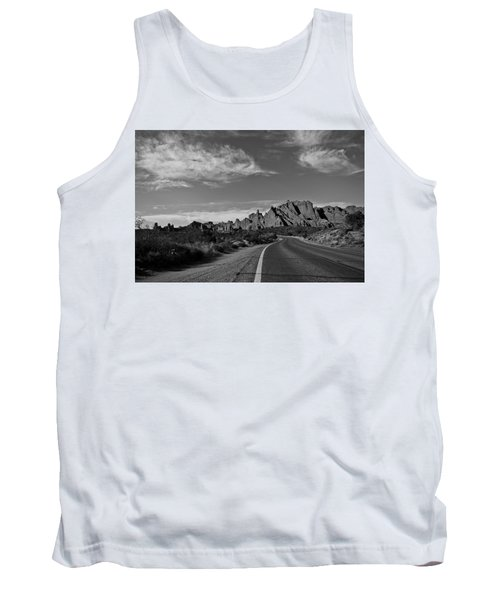 Arches Road Tank Top