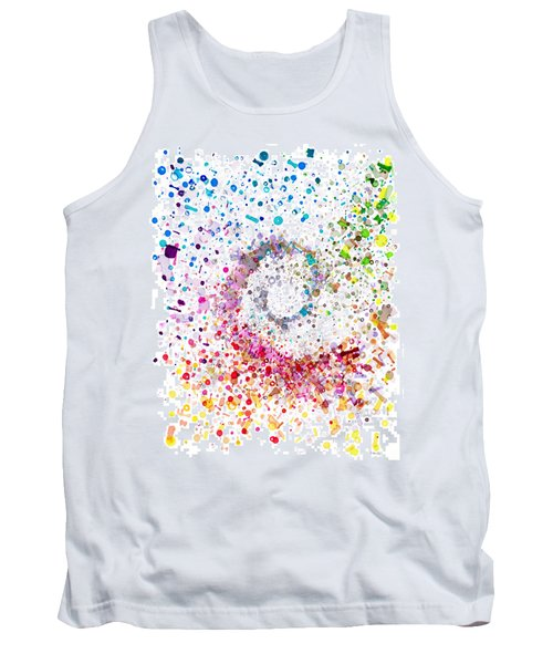 Archimedes Chiral Tank Top