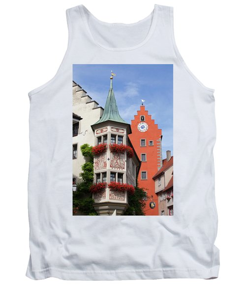 Architectural Details In Old City Tank Top