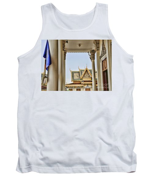 Architecture Palace I Tank Top