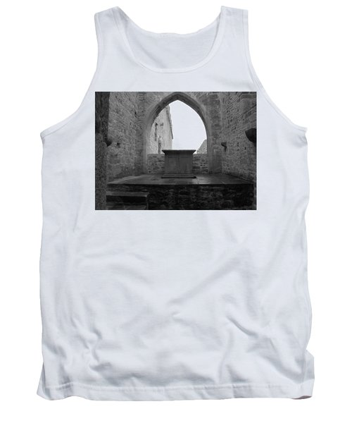 Ardfert Cathedral Tank Top